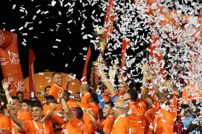Saprissa prepara fiesta en caso de ser campeón el próximo domingo » AMPrensa.com