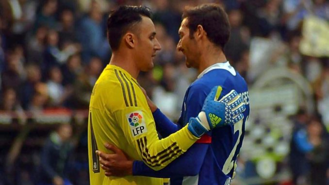 Image result for Celso Borges y keylor navas