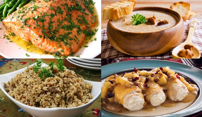 Aprenda a preparar platos fuertes f ciles para la cena de fin de a o - Cena facil de preparar ...