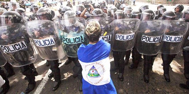 Resultado de imagen para crisis nicaragua
